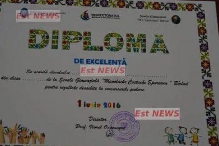 """Școala nr. 9 """"Manolache Costache Epureanu"""" și-a premiat ieri performerii"""